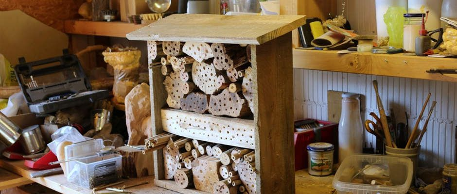 Insektenhotel Bauanleitung Selbst Das Eigene Insektenhotel Bauen
